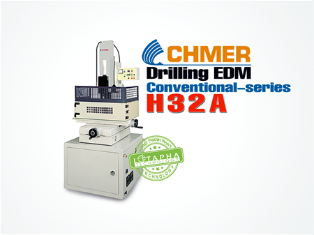 CHMER H32A | DRILLING EDM CONVENTIONAL SERIES