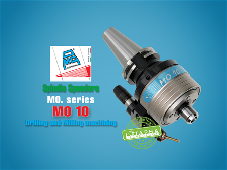 Spindle speeders Standard series - OMG MO10