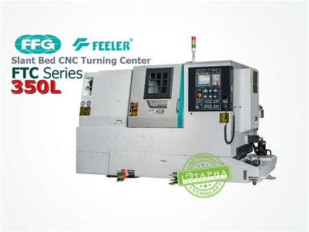 FEELER FTC 35OL | Slant Bed CNC Turning Center
